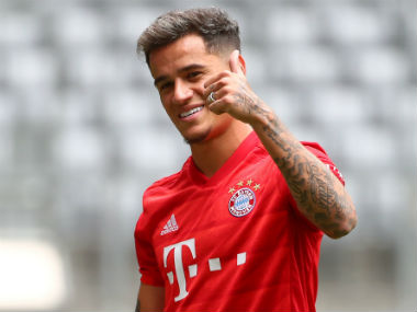 Bundesliga New signings Ivan Perisic Philippe Coutinho in spotlight as Bayern Munich look to reboot