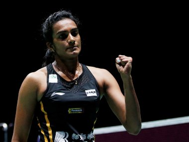 BWF World Championships 2019 PV Sindhu blows past Nozomi Okuhara to become firstever Indian goldmedalist
