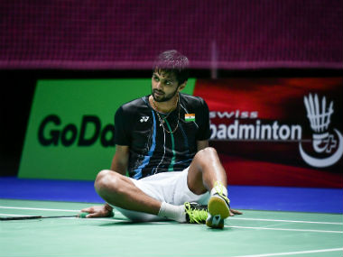 BWF World Championships 2019 Despite tame loss to Kento Momota B Sai Praneeths bronze medal highlights his maturity