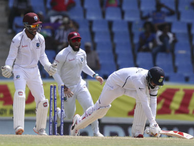 KL Rahul failed to convert his starts in either innings. AFP