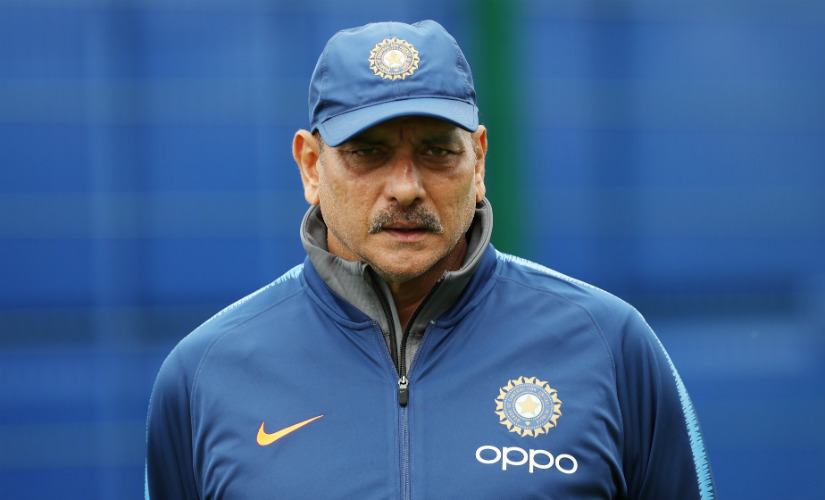 Ravi Shastri will remain Team India head coach till the T20 World Cup in 2021. Reuters