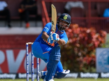 Rishabh Pant said India need to start well against South Africa to do well in home series. AFP