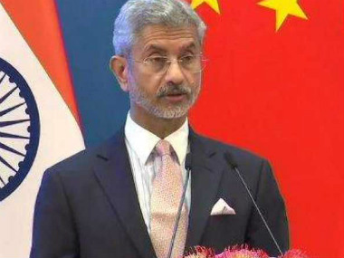 India invested enormous effort in relations with China stability bottomline requirement in complicated ties S Jaishankar