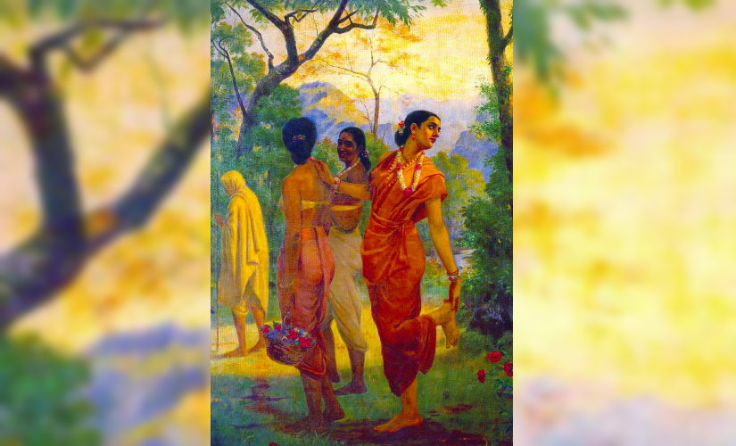 Mythology for the Millennial On Shakuntala Dushyanta and the one ring that bound them both