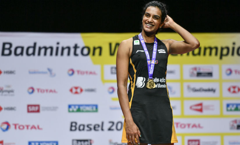 BWF China Open 2019 PV Sindhu eyes World Championship redux Indian contingent looks to turn around dismal season