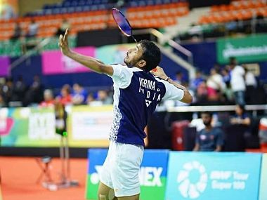 Vietnam Open Sourabh Verma breezes past Minoru Koga to book place in finals against Sun Fei Xiang