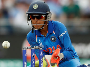 File image of India wicket-keeper-batter Sushma Verma. Reuters