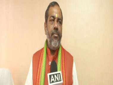 Ram temple will be built in Ayodhya during Yogi Adityanaths tenure says UP minister Sunil Bharala