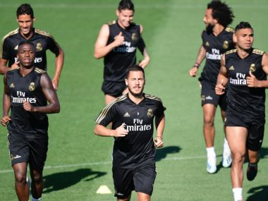 Real Madrid season preview Injuries poor preseason create doubts for Zinedine Zidanes men despite reinforcements