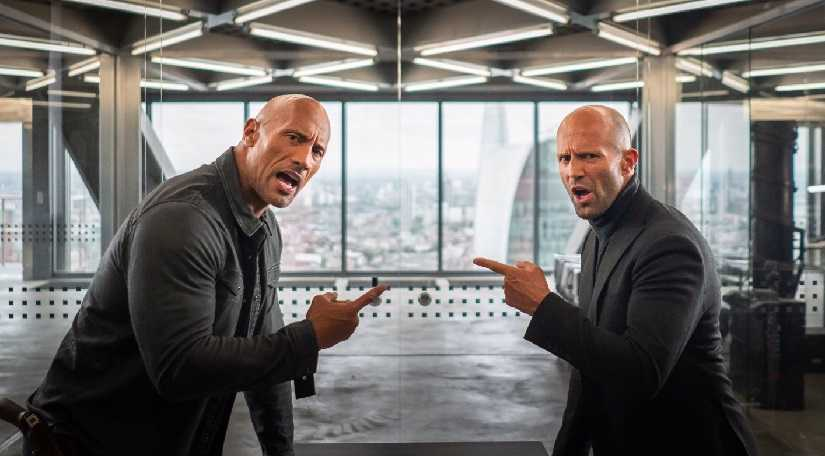Hobbs  Shaw  All you need to know about the Fast  Furious characters of Dwayne Johnson Jason Statham