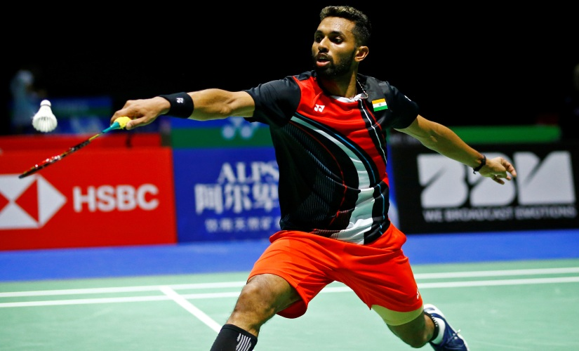 BWF World Championships 2019 HS Prannoy leaves Lin Dan gasping for breath regains old touch with win over familiar foe