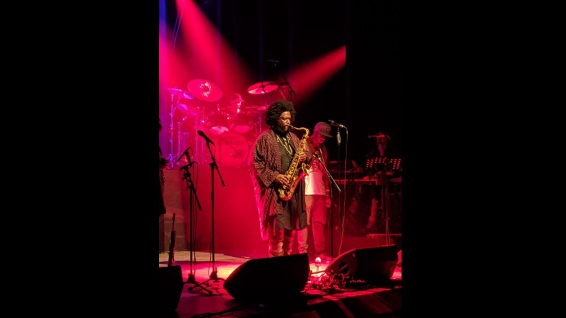 Kamasi Washingtons Mumbai gig a showcase for why hes among the most relevant artists in contemporary jazz