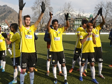 Real Kashmir FC move to Mumbai for preseason training after semifinal run in Durand Cup