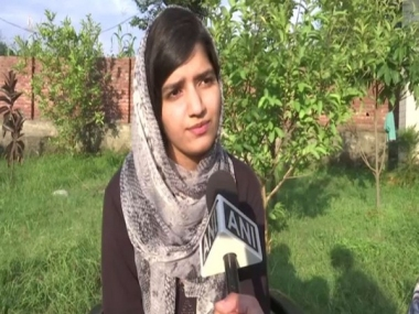 Irmim Shamim from Rajourie district becomes first Gujjar woman in Jammu and Kashmir to clear MBBS AIIMS exam
