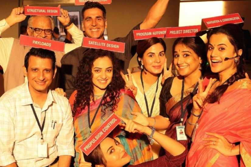 Mission Mangal box office collection Akshay Kumar Vidya Balans film grosses Rs 12123 cr in opening week