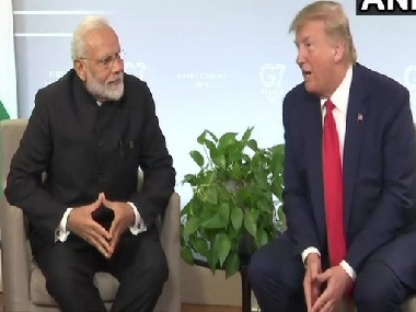 Expectations high on mini trade deal higher investments from US firms during Trumps visit India Inc