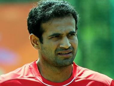 27 players will take part in the camp, J & K team's mentor-cum-coach Irfan Pathan said. Image courtesy News18 Lokmat