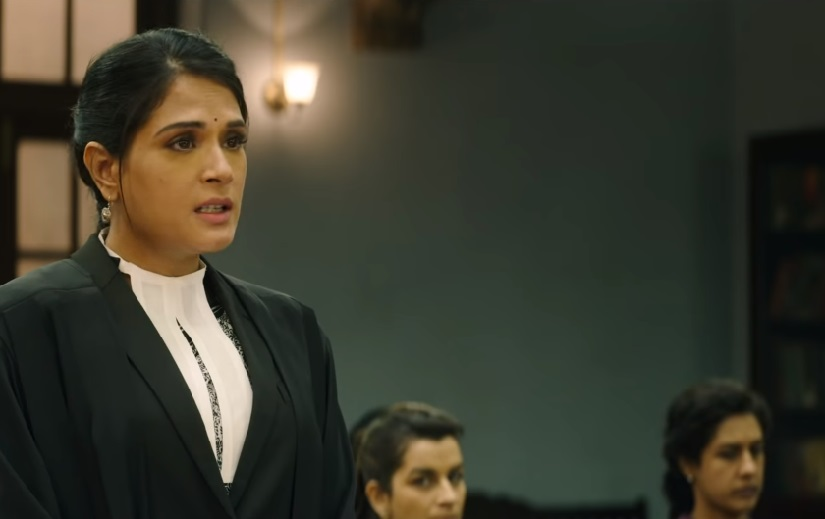 Section 375 box office collection Akshaye Khanna Richa Chadhas courtroom drama rakes in Rs 307 cr on Day 2