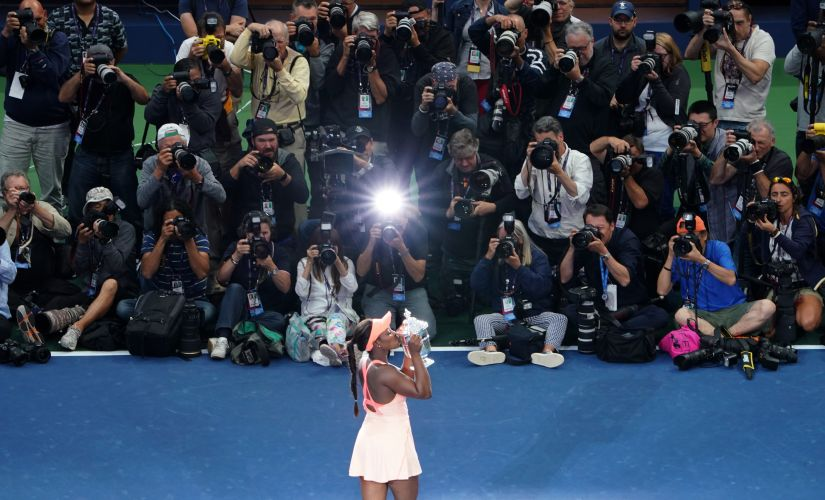 US Open 2019 Serena Williams Madison Keys lead the charge for American women but the mens struggles seem likely to continue
