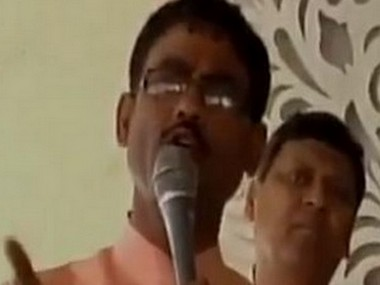 BJP MLA Vikram Saini must not be allowed to get away with asinine comments on marrying fair Kashmiri women