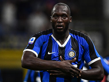 Inter Milan striker Romelu Lukaku makes plea for stand against racism after receiving abuse from Cagliari fans