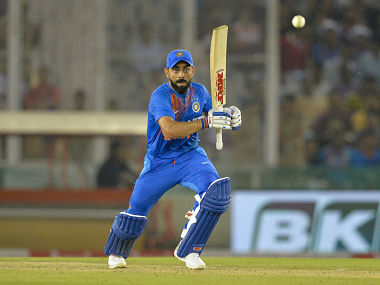 Team India is a complete mirror image of their captain today, bringing to life cricket's most well known adage. AFP