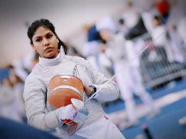 Tournoi Satellite Fencing Indias CA Bhavani Devi wins silver in sabre individual category after going down to Azerbaijans Bashta Anna