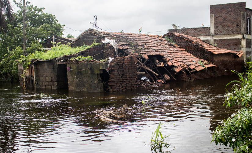 Amid Kolhapur floods everyday heroes battled danger to save thousands of lives in rural Maharashtra