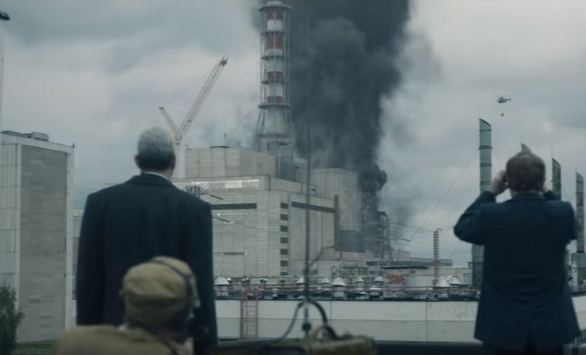 HBOs Chernobyl shows how Europe was saved but the Soviet Union doomed by mass mobilisations