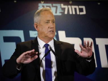 Israel election 2019 Arab parties seek to keep Benjamin Netanyahu from forming next govt back exmilitary chief Benny Gantz for prime minister