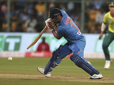 Rishabh Pant has struggled for from with both bat and gloves recently. AP