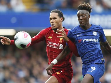 Premier League Liverpool prevail over Chelsea but Frank Lampards men can take courage from secondhalf display