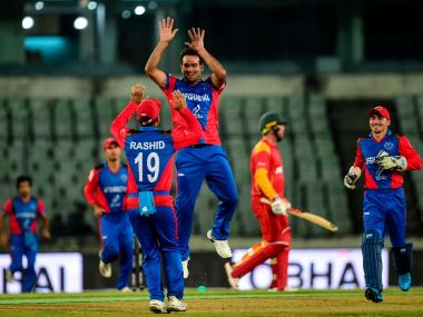 Afghanistan won their opening match of the series by 28 runs. @ICC
