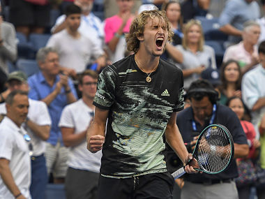 US Open 2019 Alexander Zverev beats Aljaz Bedene to reach fourth round for first time at Flushing Meadows