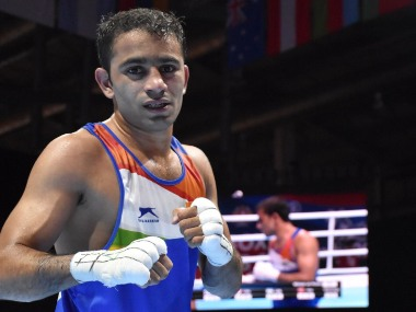 World Military Games Amit Panghal beats Tunisias Boughanmi Bilel to reach quarterfinals