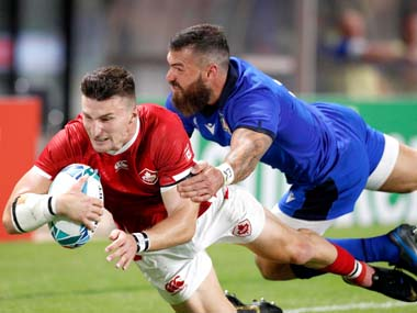 Rugby World Cup 2019 Ruthless Italy score seven tries in 487 demolition of Canada