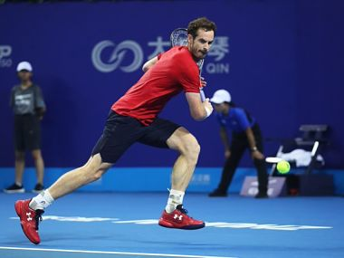 Davis Cup Andy Murray will do great job at next weeks finals in Madrid says British captain Leon Smith