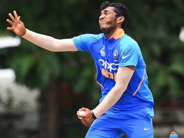Atharva Ankolekar took a five-wicket haul in final against Bangladesh to lead India to U19 Asia Cup title. @ACCMEDIA1