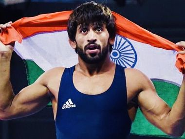 Asian Wrestling Championships 2020 Bajrang Punia Vinesh Phogat to spearhead 30member Indian contingent