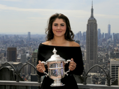 Bianca Andreescu says shes not done yet with newfound fame after US Open victory
