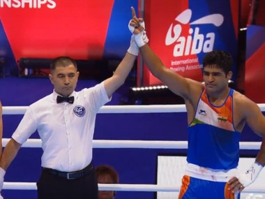 World Boxing Championships 2019 Brijesh Yadav progresses to second round with emphatic win over Polands Maleusz Goinski