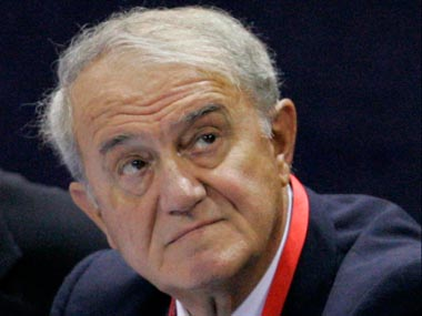 Longtime International Gymnastics Federation Bruno Grandi passes away at 85