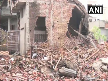 Narendra Modi condoles loss of lives in Punjab firecracker factory explosion calls incident heartwrenching