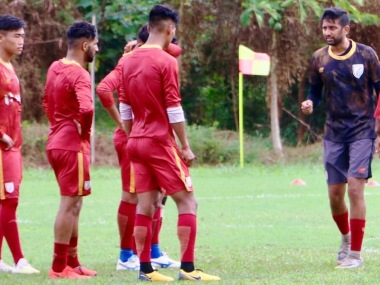 SAFF U18 Championships 2019 Coach Floyd Pinto says tournament will help India prepare for AFC U19 Championship Qualifiers