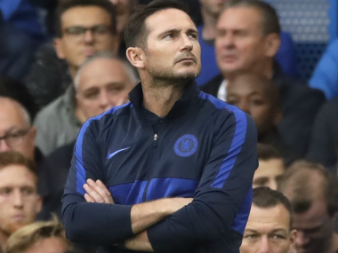 Premier League Chelsea boss Frank Lampard says players crumbling under pressure to perform at home