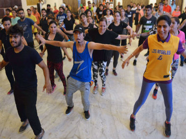 Lose yourself to dance Why rhythmbased workouts like Zumba may be one of the most effective ways to lose weight