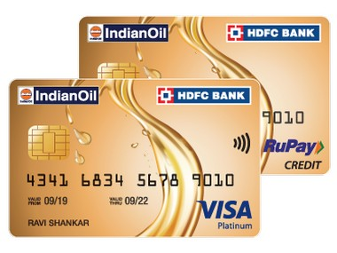 HDFC Bank Indian Oil launch cobranded fuel credit card for users from nonmetro cities to be available on RuPay Visa platforms