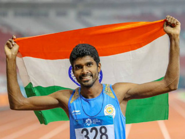 Jinson Johnson betters own record to win 1500m silver in ISTAF Berlin qualifies for Doha World Championships