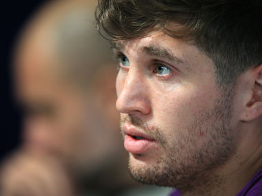 Premier League John Stones ruled out for six weeks with muscular injury to worsen Manchester Citys defensive problems