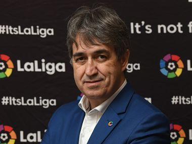 Jose Antonio Cachaza interview LaLiga India head wants to change fans habit of consuming sports from TV to digital medium